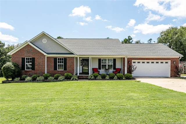 174 Rolling Creek Drive, Raeford, NC 28376 (MLS #639340) :: The Signature Group Realty Team