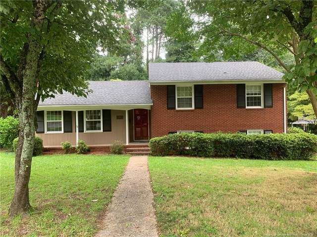 2616 Huntington Road, Fayetteville, NC 28303 (MLS #639346) :: The Signature Group Realty Team