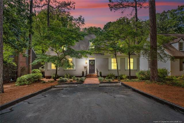 24 Village In The Woods Circle, Southern Pines, NC 28387 (MLS #639358) :: Weichert Realtors, On-Site Associates