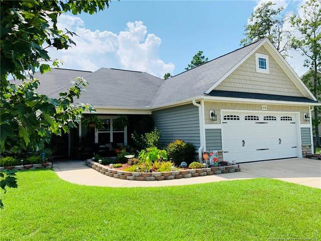 636 Wood Point Drive, Bunnlevel, NC 28323 (MLS #639359) :: The Signature Group Realty Team