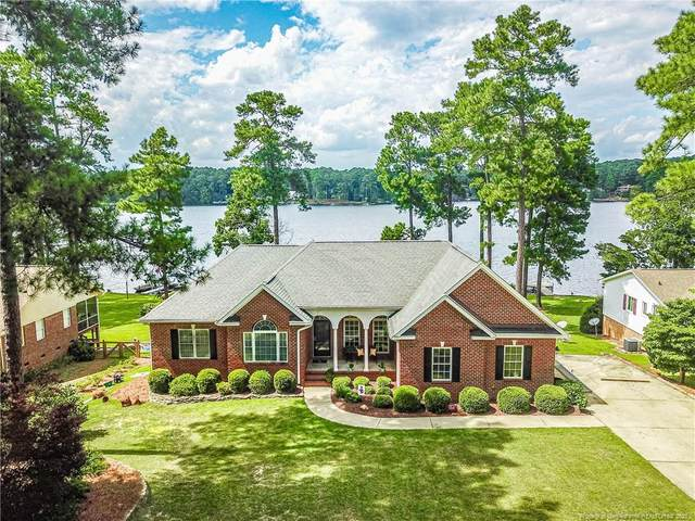 22 S Lakeshore Drive, Whispering Pines, NC 28327 (MLS #639360) :: The Signature Group Realty Team