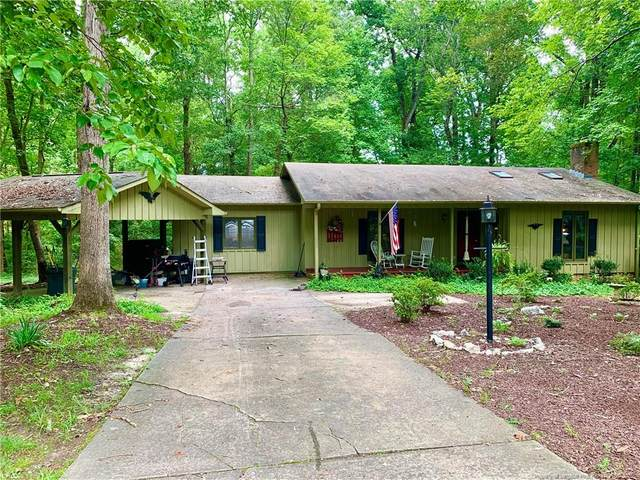 5183 Goldfinch Turn NW, Sanford, NC 27332 (MLS #639361) :: The Signature Group Realty Team