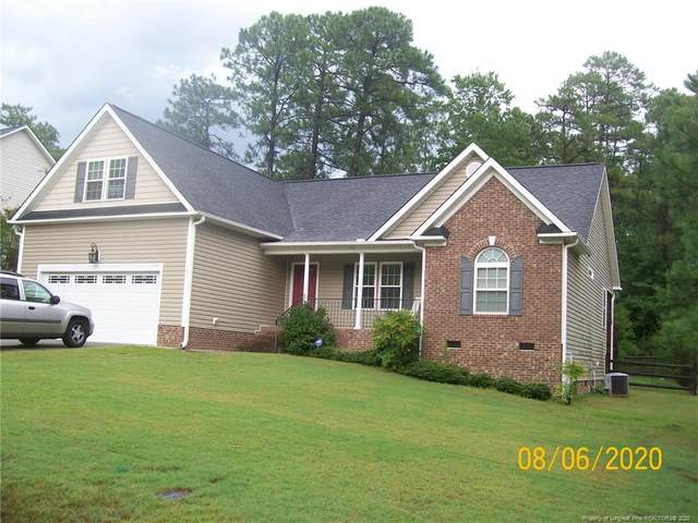 105 Lakewind Court, Sanford, NC 27332 (MLS #639366) :: Weichert Realtors, On-Site Associates