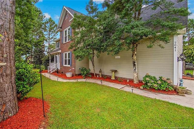 7641 Trappers Road, Fayetteville, NC 28311 (MLS #639370) :: The Signature Group Realty Team