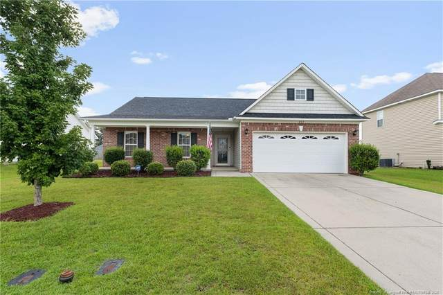 231 Stockbridge Drive, Raeford, NC 28376 (MLS #639395) :: The Signature Group Realty Team