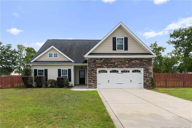 3901 Schick Place, Fayetteville, NC 28306 (MLS #639397) :: The Signature Group Realty Team