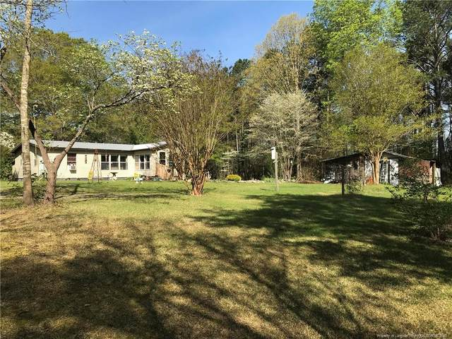 100 Bret Rd Road, Cameron, NC 28326 (MLS #639408) :: The Signature Group Realty Team