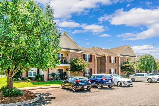 1821 Balmoral Drive #203, Fayetteville, NC 28304 (MLS #639424) :: Weichert Realtors, On-Site Associates