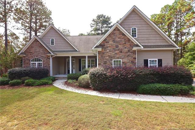 2129 Airport Road, Whispering Pines, NC 28327 (MLS #639443) :: The Signature Group Realty Team
