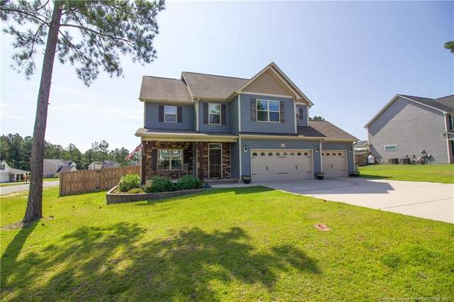 235 Cashew Loop, Cameron, NC 28326 (MLS #639450) :: The Signature Group Realty Team
