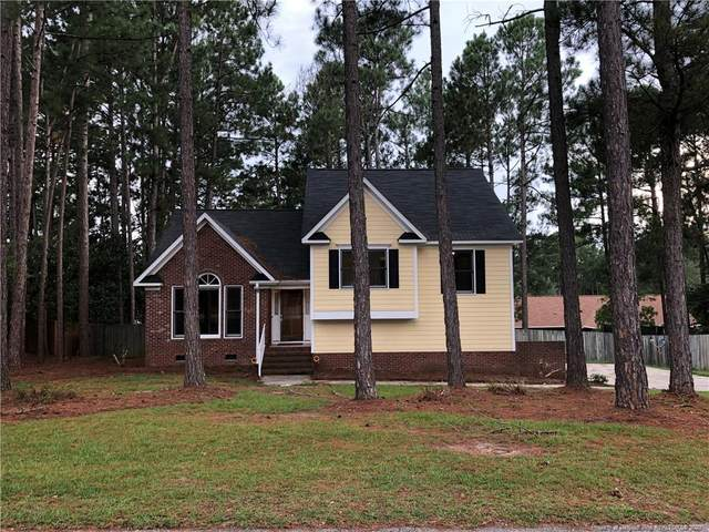 7759 Trappers Road, Fayetteville, NC 28311 (MLS #639451) :: The Signature Group Realty Team