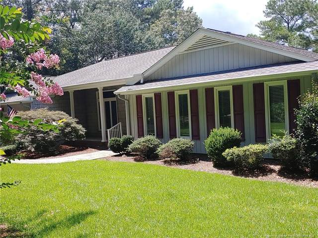 688 Azalea Drive, Vass, NC 28394 (MLS #639459) :: Weichert Realtors, On-Site Associates