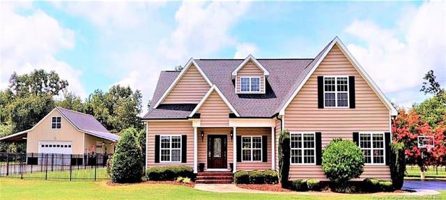 1022 Thomas Road, Sanford, NC 27330 (MLS #639469) :: The Signature Group Realty Team