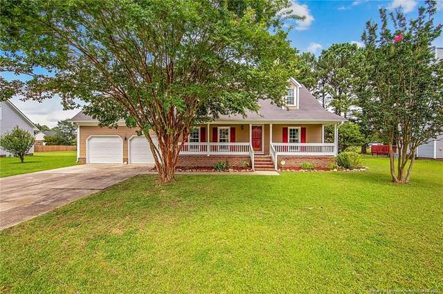 6745 Foxberry Road, Fayetteville, NC 28314 (MLS #639470) :: The Signature Group Realty Team