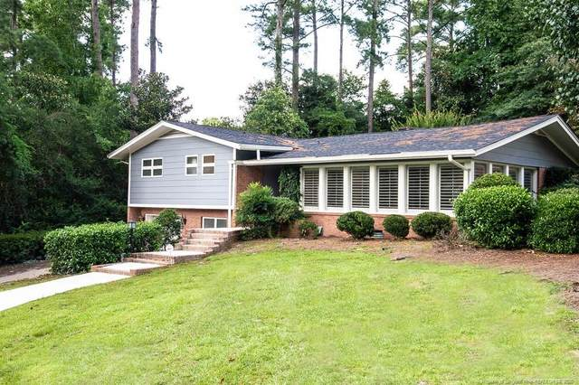 2224 Mirror Lake Drive, Fayetteville, NC 28303 (MLS #639473) :: The Signature Group Realty Team