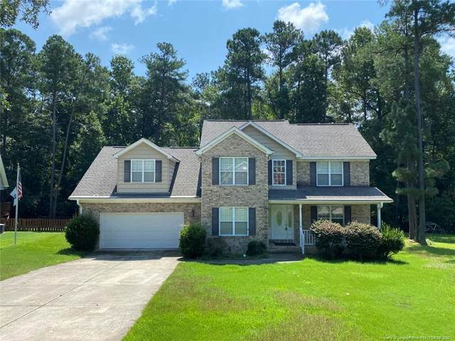 95 Port Tack, Sanford, NC 27332 (MLS #639475) :: The Signature Group Realty Team