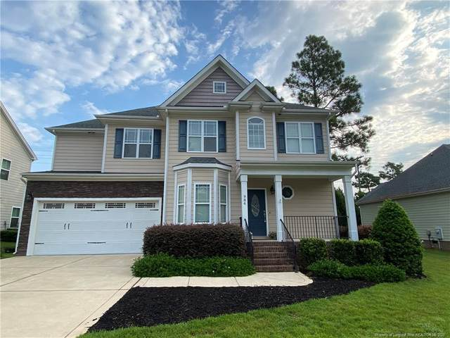 984 Micahs Way, Spring Lake, NC 28390 (MLS #639483) :: The Signature Group Realty Team