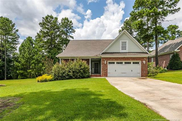 64 Blue Pine Drive, Spring Lake, NC 28390 (MLS #639486) :: The Signature Group Realty Team