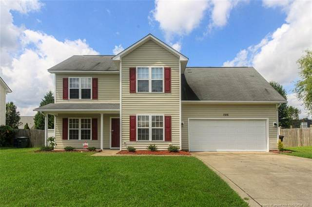 1916 Lioncoward Drive, Fayetteville, NC 28314 (MLS #639493) :: The Signature Group Realty Team