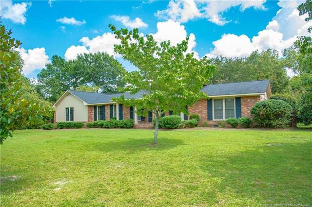 2445 Marion Stage Road, Fairmont, NC 28340 (MLS #639499) :: Freedom & Family Realty