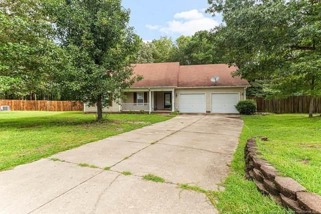 139 Whisper Creek Court, Linden, NC 28356 (MLS #639500) :: Weichert Realtors, On-Site Associates