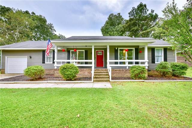 6849 Brasswood Drive, Fayetteville, NC 28314 (MLS #639501) :: The Signature Group Realty Team