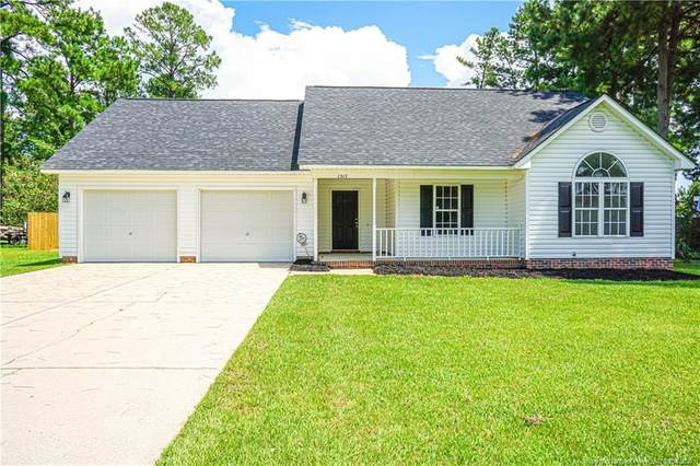 1517 Clan Campbell Drive, Raeford, NC 28376 (MLS #639512) :: The Signature Group Realty Team