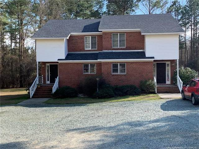 5613 Quail Ridge Drive, Sanford, NC 27332 (MLS #639514) :: The Signature Group Realty Team