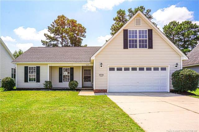 1413 Middlesbrough Drive, Fayetteville, NC 28306 (MLS #639525) :: The Signature Group Realty Team
