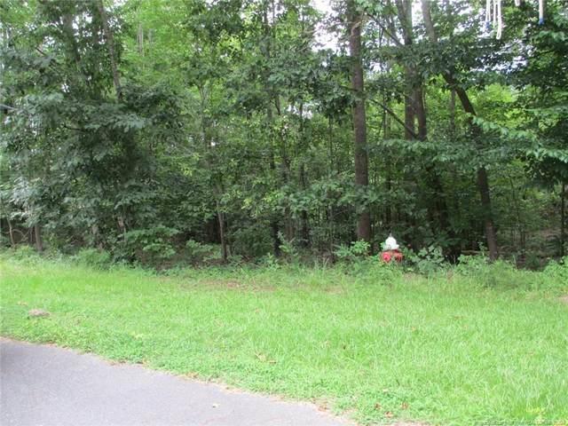 Lots 19 & 20 Woodyhill & Coralstone, Sanford, NC 27330 (MLS #639535) :: Weichert Realtors, On-Site Associates