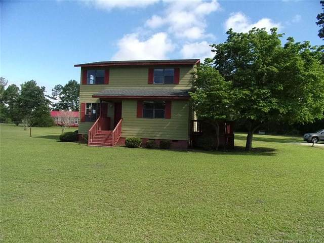 6951 Johnson Road, Fayetteville, NC 28312 (MLS #639580) :: The Signature Group Realty Team