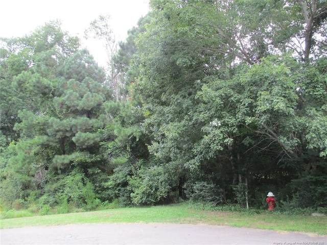 Lot 41 Teakwood Court, Sanford, NC 27330 (MLS #639600) :: The Signature Group Realty Team