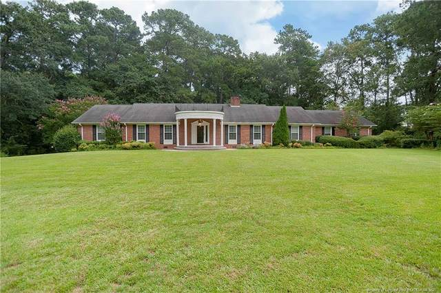 1450 Duncan Street, Fayetteville, NC 28303 (MLS #639632) :: Weichert Realtors, On-Site Associates