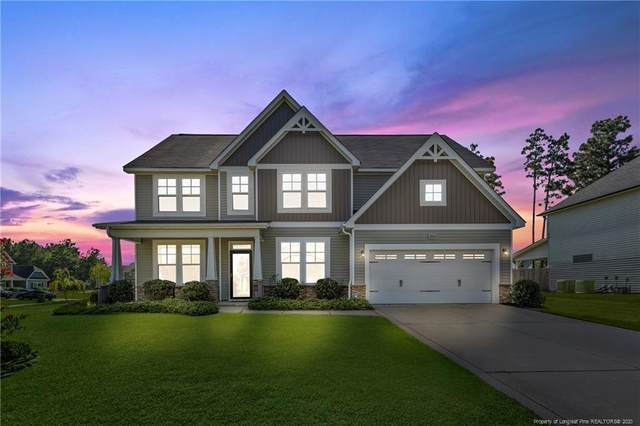 3934 Shire Street, Hope Mills, NC 28348 (MLS #639638) :: The Signature Group Realty Team