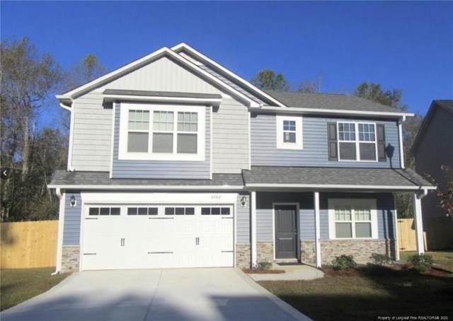 2282 Lakewell Circle, Fayetteville, NC 28306 (MLS #639640) :: Weichert Realtors, On-Site Associates