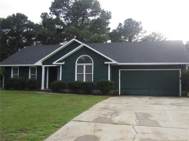 613 Riverwind Drive, Spring Lake, NC 28390 (MLS #639645) :: Weichert Realtors, On-Site Associates
