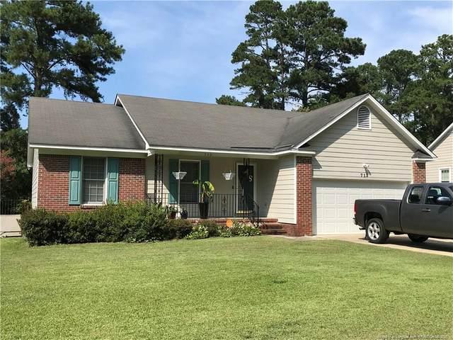 713 Longview Drive, Fayetteville, NC 28311 (MLS #639659) :: Weichert Realtors, On-Site Associates