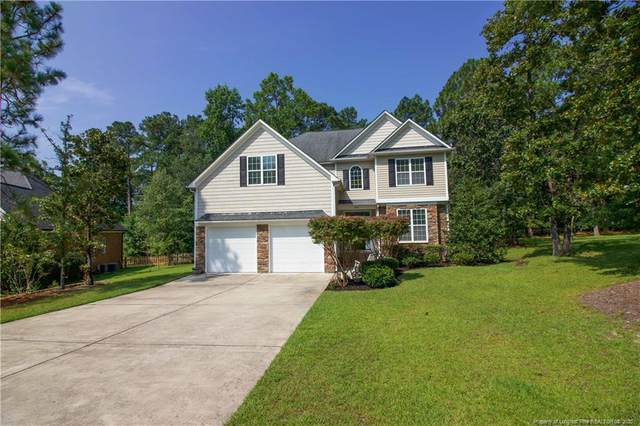 38 Ravens Wood Circle, Sanford, NC 27332 (MLS #639667) :: Weichert Realtors, On-Site Associates
