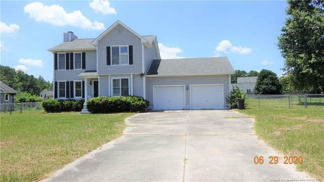 352 Stoney Creek Drive, Sanford, NC 27332 (MLS #639683) :: Weichert Realtors, On-Site Associates
