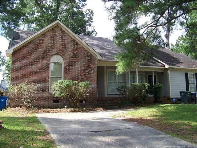 440 Georgetown Circle 4B, Fayetteville, NC 28314 (MLS #639709) :: Weichert Realtors, On-Site Associates