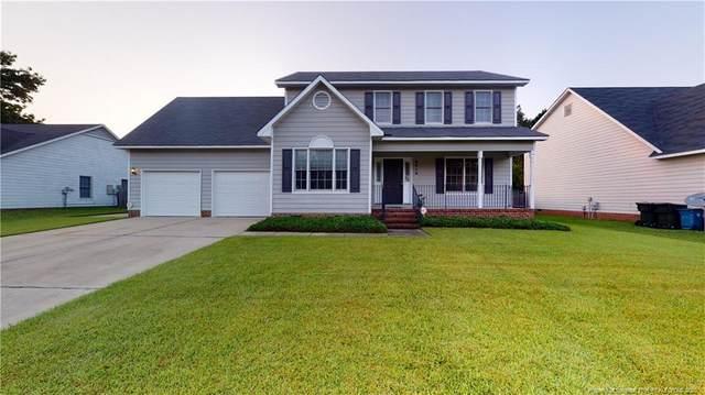 8416 Deertrot Drive, Fayetteville, NC 28314 (MLS #639729) :: Weichert Realtors, On-Site Associates
