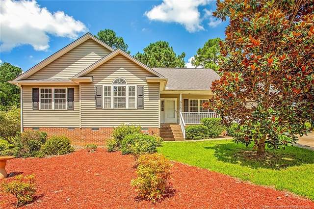 6141 Andrews Drive, Sanford, NC 27332 (MLS #639739) :: Weichert Realtors, On-Site Associates