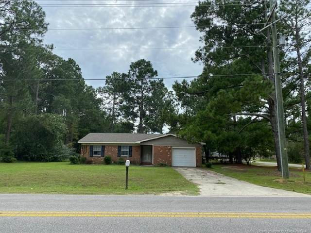 7197 Stoney Point Road, Fayetteville, NC 28306 (MLS #639747) :: Freedom & Family Realty