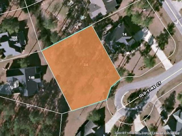 34 Old Pine Court, Spring Lake, NC 28390 (MLS #639780) :: Moving Forward Real Estate
