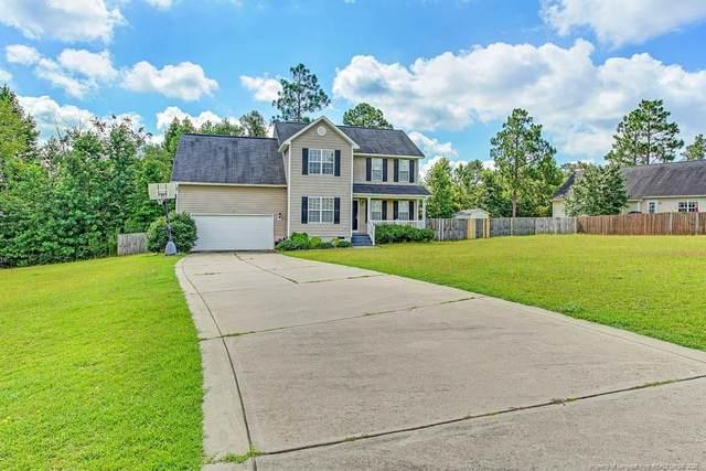 32 Sawtooth Oak Circle, Bunnlevel, NC 28323 (MLS #639789) :: The Signature Group Realty Team