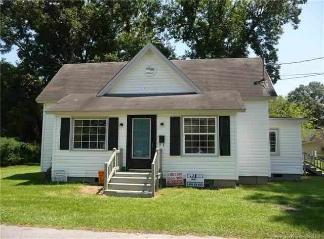 54 Crescent Street, Lumberton, NC 28358 (MLS #639797) :: The Signature Group Realty Team