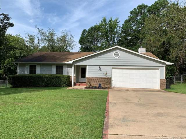 3529 Barron Way, Fayetteville, NC 28311 (MLS #639826) :: The Signature Group Realty Team