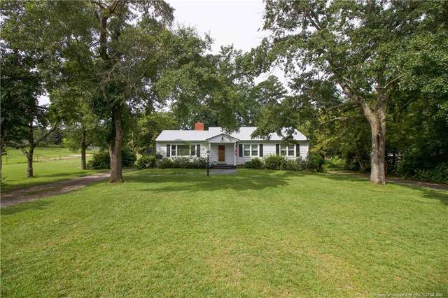 8701 Aberdeen Road, Aberdeen, NC 28315 (MLS #639856) :: The Signature Group Realty Team