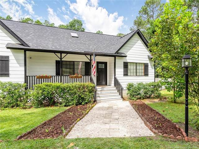 8199 Calloway Road, Aberdeen, NC 28315 (MLS #639895) :: The Signature Group Realty Team