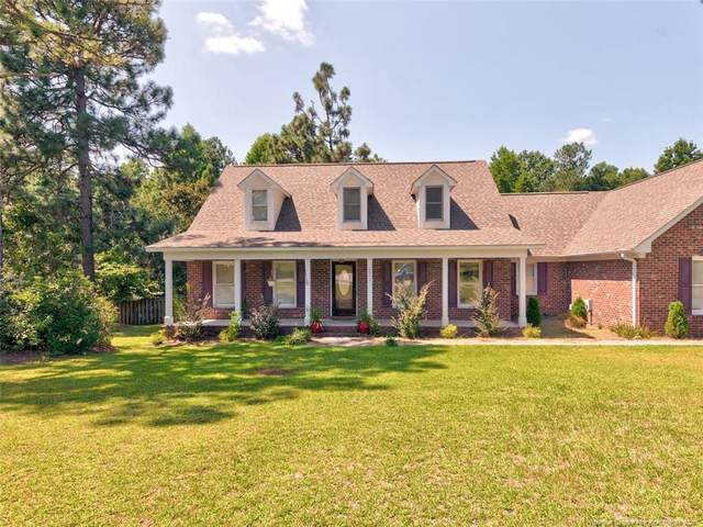 7045 Bucktail Road, Fayetteville, NC 28311 (MLS #639919) :: The Signature Group Realty Team
